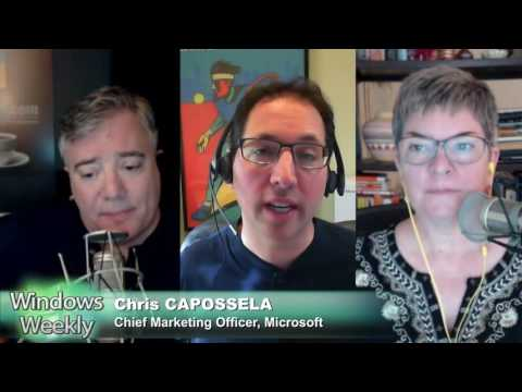 Windows Weekly 497: Go for the Donut!