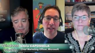 - Windows Weekly 497 Go for the Donut