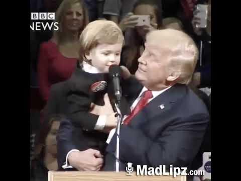 Donald trump is gek!😂