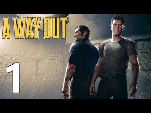 Comment s'évader de prison - A WAY OUT FR #1