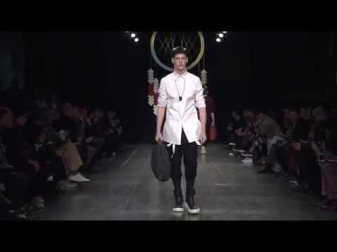 D.GNAK 1516 F/W Milan Fashion Week Show