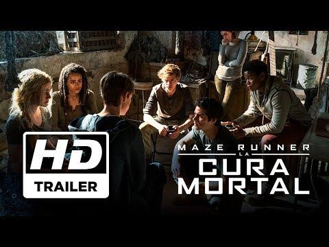 Maze Runner: La cura mortal | Trailer 1 subtitulado | Solo en cines