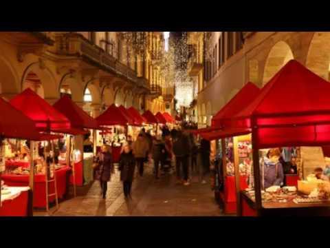Lugano Natale.Mercatini Di Natale A Lugano