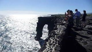 Hawaii Volcanoes National Park - Hōlei Sea Arch (2018)