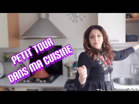 [ 🍴KITCHEN TOUR/ LE TOUR DE MA CUISINE 🍽]