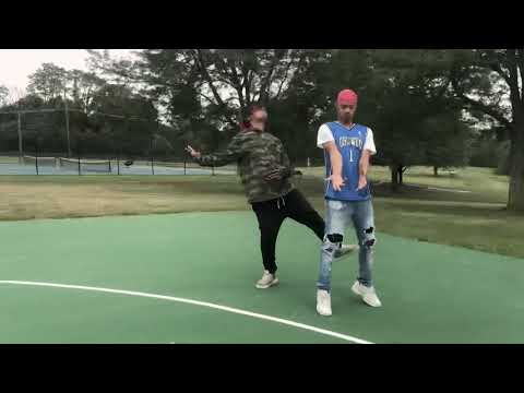 Blood Brotha Unit - UNE POON (Official Dance Video) | @Itsss_ab