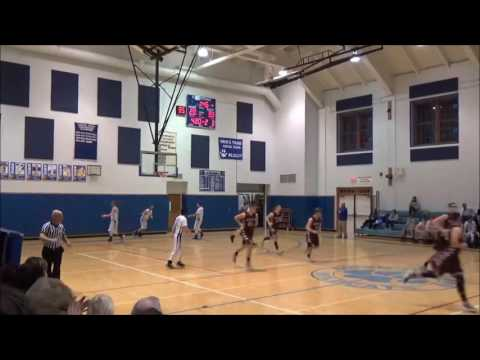 Oriskany's Ryan Enos makes school-record 10 3-pointers in game at O.D. Young