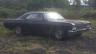 Rescue of a $500 buick roadkill dirt cheap rat rod style skylark low buck hotrod in hawaii thumbnail