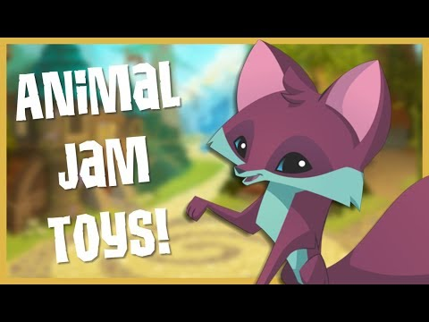 Animal Jam: GETTING MAD OVER KID'S TOYS!
