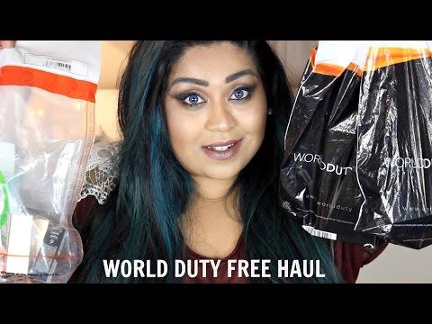 Haul | World Duty Free Beauty Haul / Nishi V