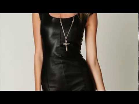 How To Wear Leather Sexy Ways - Outfits with Leather Jackets ...