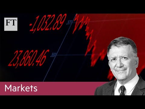 Wall Street correction—role of bond yields and inflation
