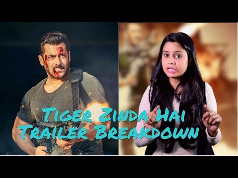 Tiger Zinda Hai || Trailer Breakdown ||...
