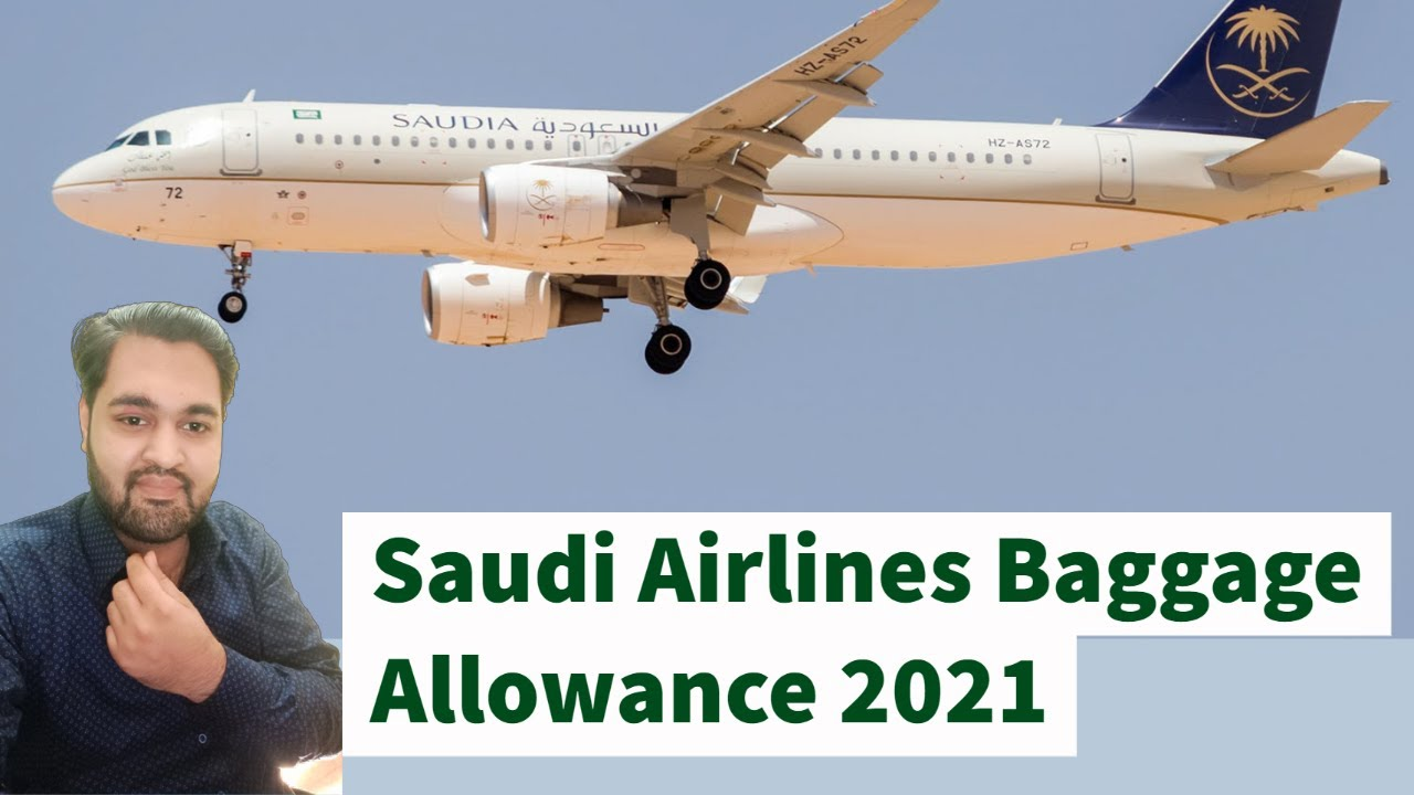 Saudi airlines free baggage allowance 2020 domestic and international Urdu Hindi