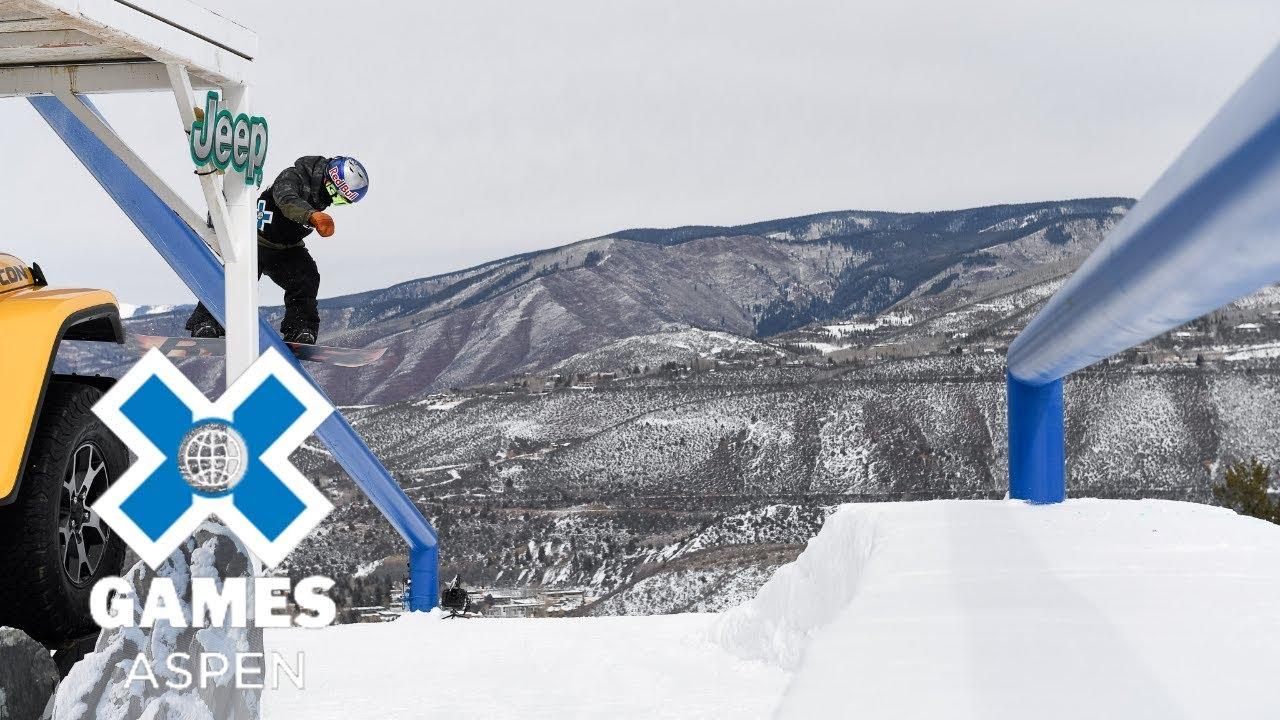 Download Men's Snowboard Slopestyle: FULL BROADCAST | X Games Aspen 2018