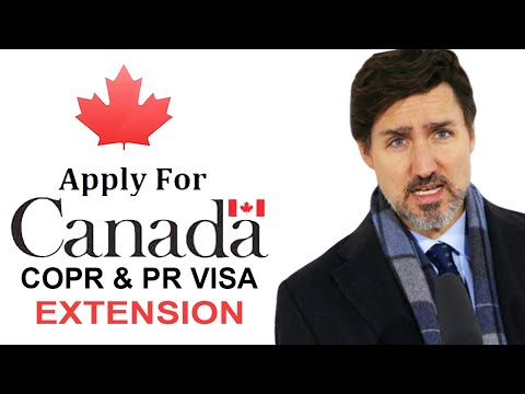LATEST UPDATES FOR IMMIGRANTS WITH EXPIRED CANADIAN PR AND COPR