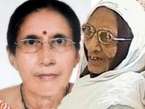 Narendra Modi's wife Jashodaben, mother to get SPG cover