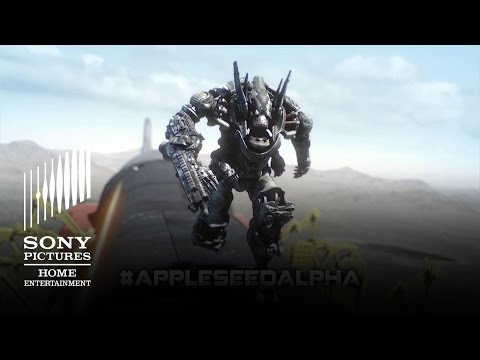 Appleseed Alpha Heroes Video Mashup Youtube