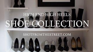 High End High Heels | SHOE COLLECTION | Alexander Wang, Louboutin, Saint Laurent.