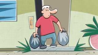 Baixar Semasa - Ambiente-se! Não jogue lixo nas ruas e disponha dos resíduos em locais altos