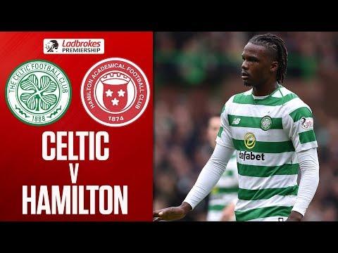 Celtic 1-0 Hamilton | Boyata's Strike Proves Decisive On Return | Ladbrokes Premiership