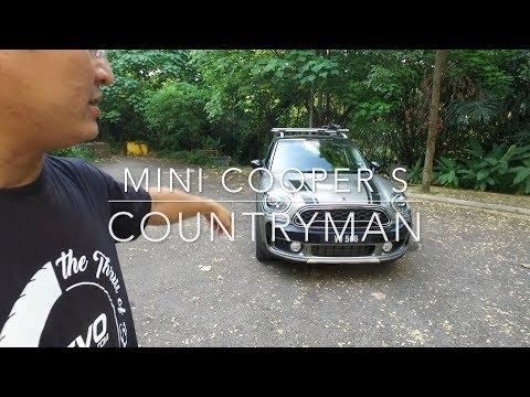 2017 MINI Cooper S Countryman Full In Depth Review | Evo malaysia.com