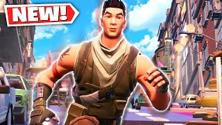 Fortnite DOWNTOWN DROP LTM Gameplay Fortnite X Jordan LTM Gamemode In Creative