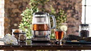 BORK K810: умный чайник, который сам разбирается в чае