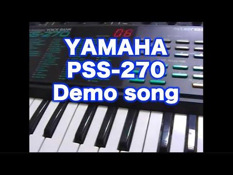 Yamaha Pss Youtube