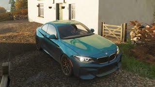 Forza Horizon 4 - BMW M2, lowered ADV.1, dirty drift