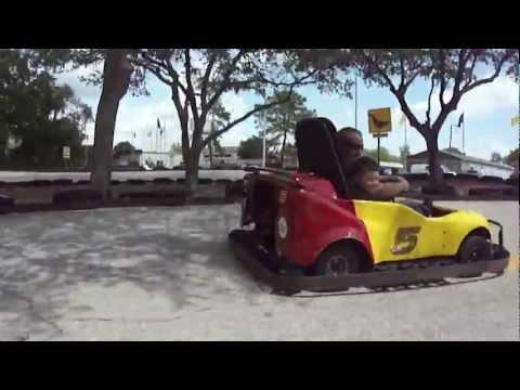 Malibu Grand Prix Go Karts!!