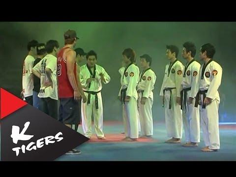 2011 Taekwondo Vs B-Boy  Battle