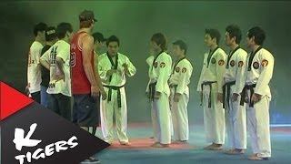 2011 Taekwondo vs B-Boy  Battle