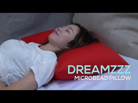 Dreamzzz Microbead Pillow
