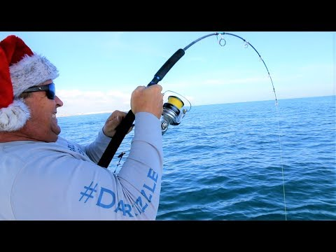 Deep Sea Fishing, FREE GIFTS & Holiday Cheer!