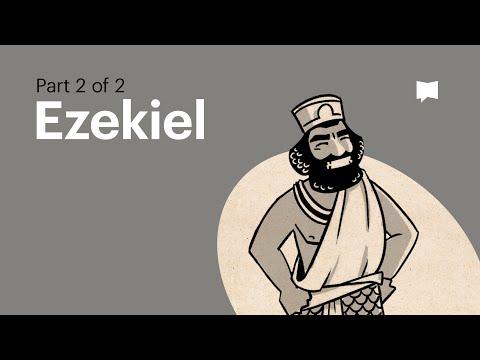Overview: Ezekiel 34-48