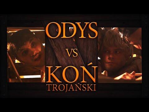 """Wielkie Konflikty - odc.12 """"Odys vs Koń Trojański"""""""