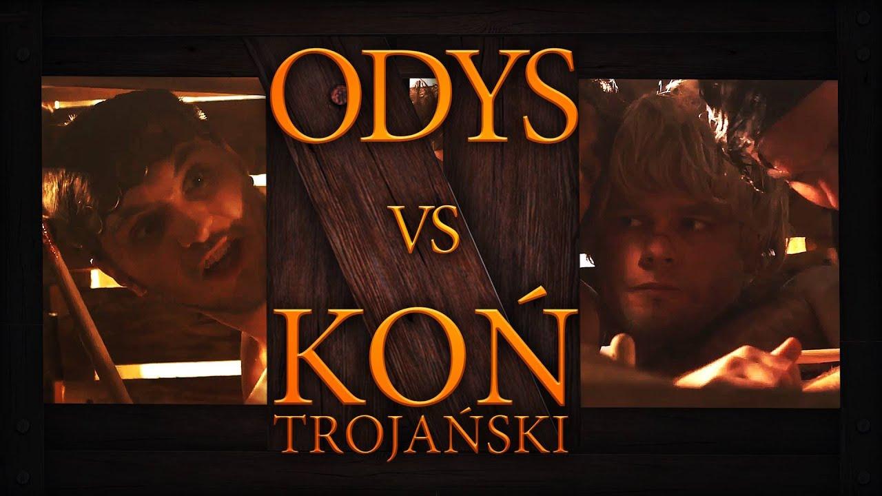 Wielkie Konflikty Odc12 Odys Vs Koń Trojański Youtube