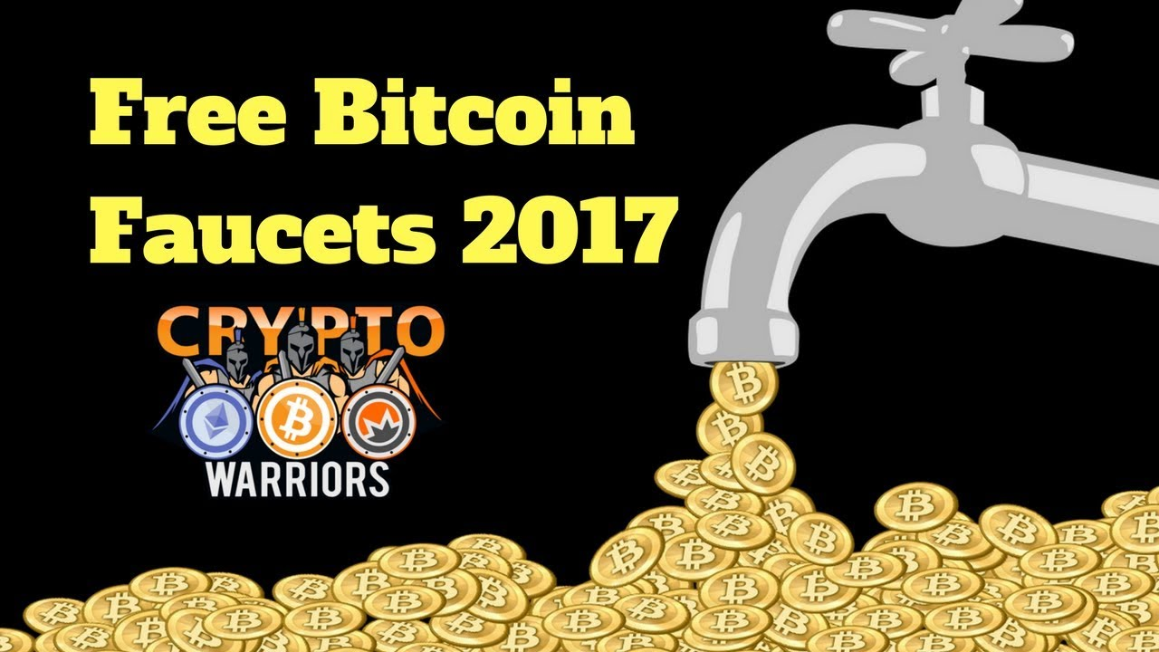Free Bitcoin Faucets 2017 | Earn Free Bitcoin Daily Without ...