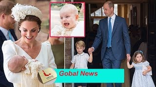 Kate Middleton shattered in tears with the reported change of Prince Louis from last time