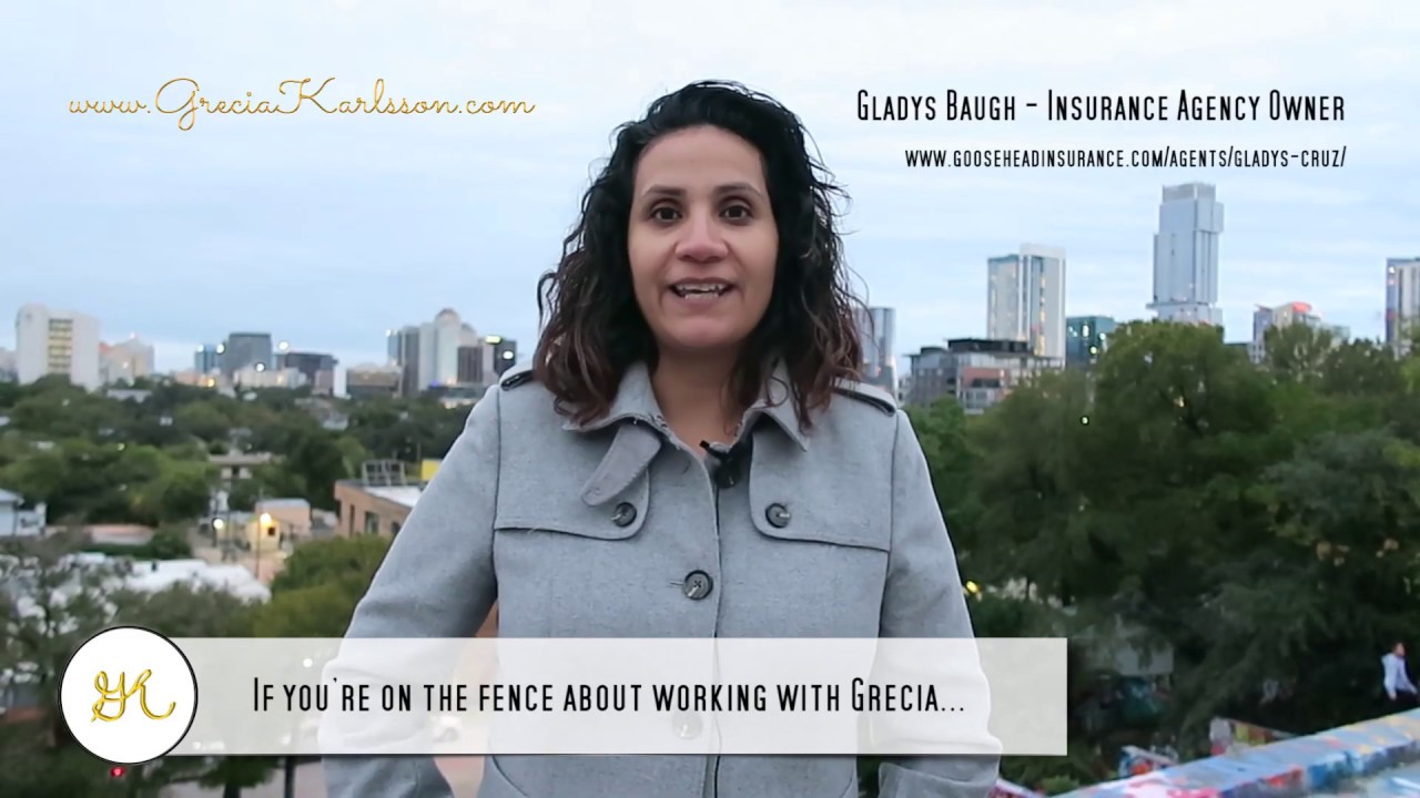 If you're on the fence about working with Grecia... - Grecia Karlsson, Life Coach Testimonials