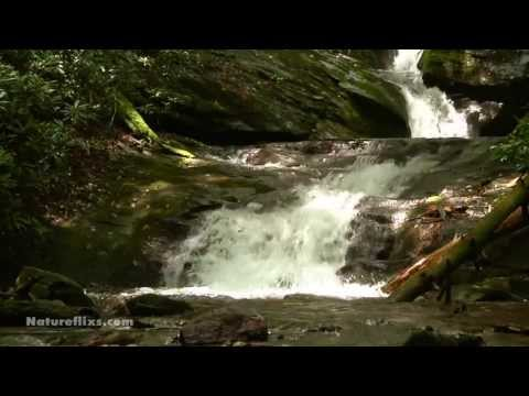 Relaxing HD Nature 1 (Mountain Stream)