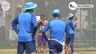 Watch: Indian cricket team's full practice session ahead of first T20I | India vs Australia