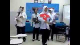goyang cesar OSPEK STIKES BHAKTI PERTIWI INDONESIA