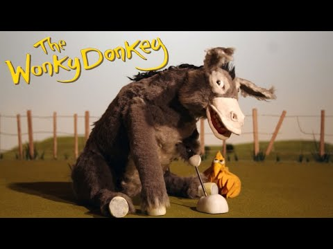WONKY DONKEY SONG UNOFFICIAL MUSIC VIDEO