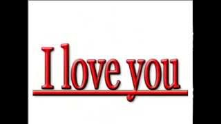 1 2 3 i love you