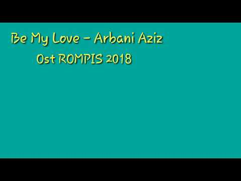 Ost rompis 2018 ( official lyrics video )