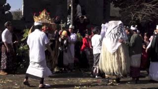 Ciaaattt...Odalan Saraswati -Kerauhan/Trance -Pairi Daiza Belgium part 5