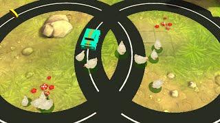 Round Rivals: Chicken Chopper // Gameplay