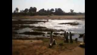 Narmada Parikrama by foot /Swami Chinmoyananda Maharaj
